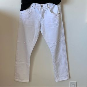NWT Citizens of Humanity white jeans